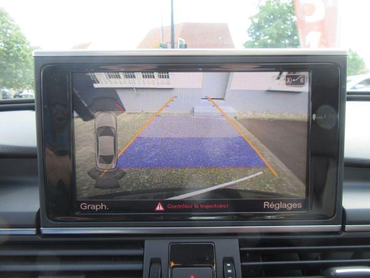 Audi A6 3.0 V6 TFSI 300CH AVUS QUATTRO S TRONIC 7 Gris Fonce Occasion - 12
