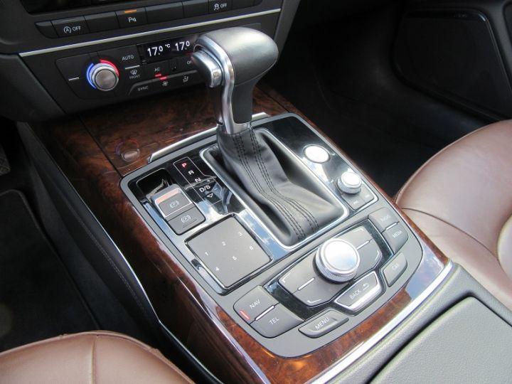 Audi A6 3.0 V6 TFSI 300CH AVUS QUATTRO S TRONIC 7 Gris Fonce Occasion - 20