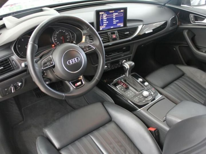 Audi A6 3L TDi Quattro 313 cv  Gris Dakota - 8