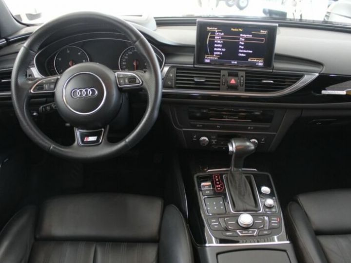 Audi A6 3L TDi Quattro 313 cv  Gris Dakota - 9