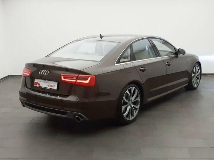 Audi A6 3L TDi Quattro 313 cv  Brun - 2
