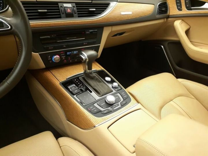 Audi A6 3L TDi Quattro 313 cv  Brun - 5