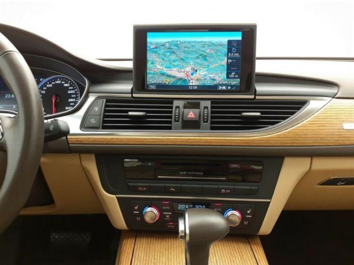 Audi A6 3L TDi Quattro 313 cv  Brun - 6