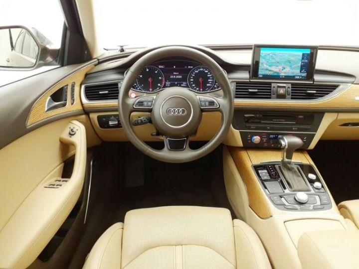 Audi A6 3L TDi Quattro 313 cv  Brun - 7
