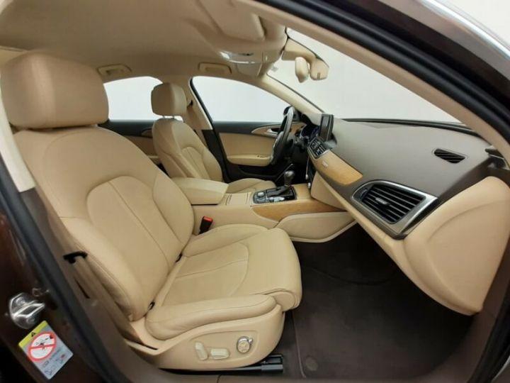 Audi A6 3L TDi Quattro 313 cv  Brun - 8