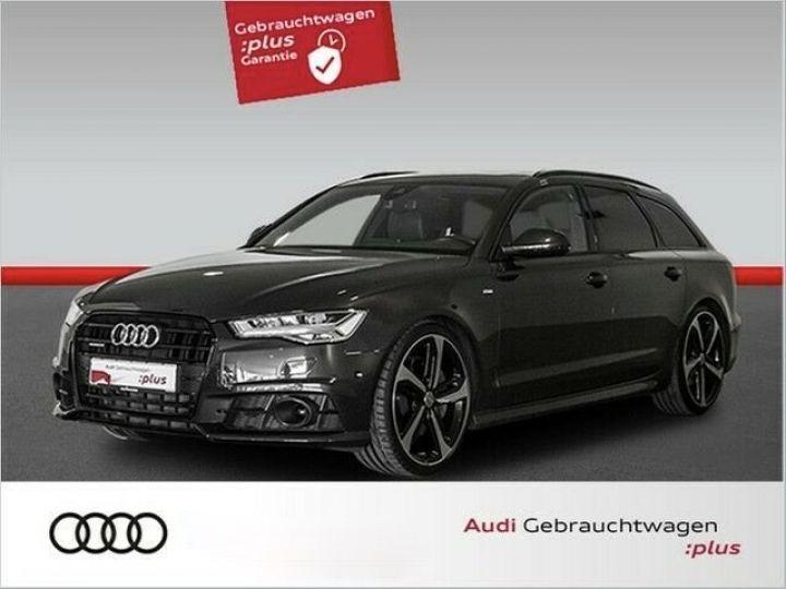 Audi A6 3L tdi Quattro 320 cv  gris - 1
