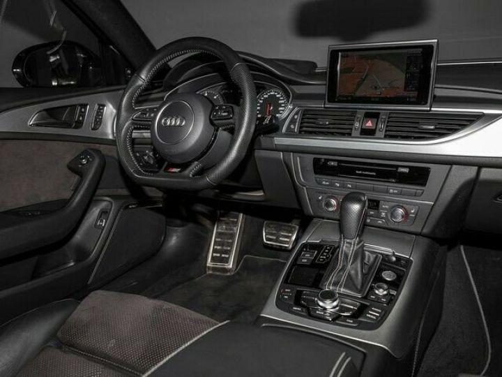 Audi A6 3L tdi Quattro 320 cv  gris - 5