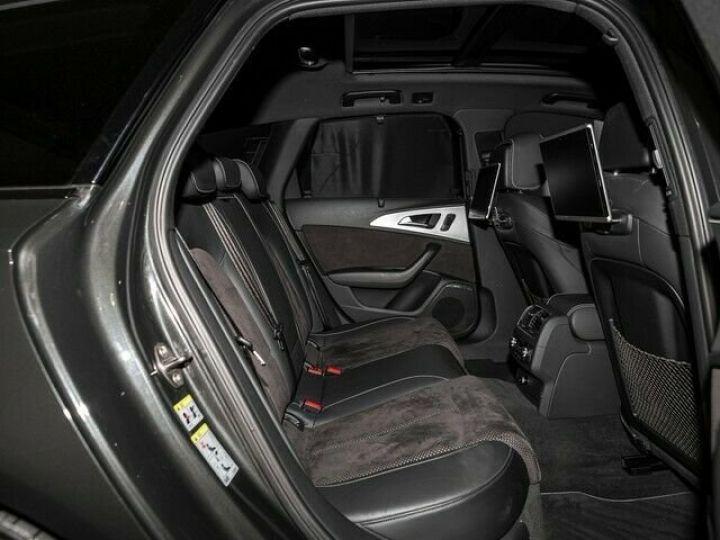 Audi A6 3L tdi Quattro 320 cv  gris - 7