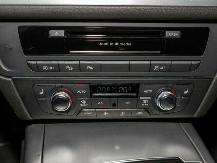 Audi A6 3L tdi Quattro 320 cv  gris - 8