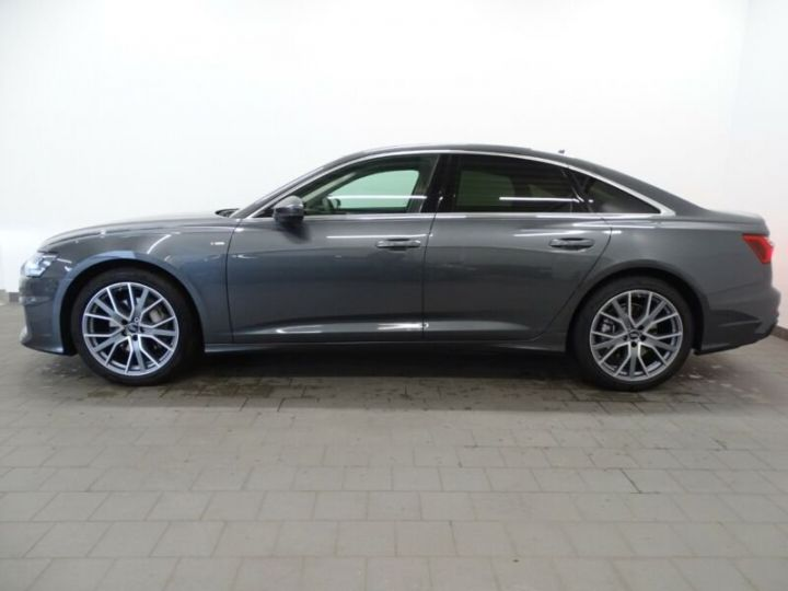 Audi A6 50 TDI QUATTRO S LINE TIPTRONIC GRIS DAYTONA Occasion - 1