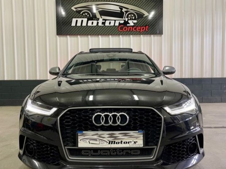 Audi A6 A6/s6 RS6 Performance PHASE 2 4.0 TFSI 605 CV 1ere MAIN CARNET COMPLET  - 3