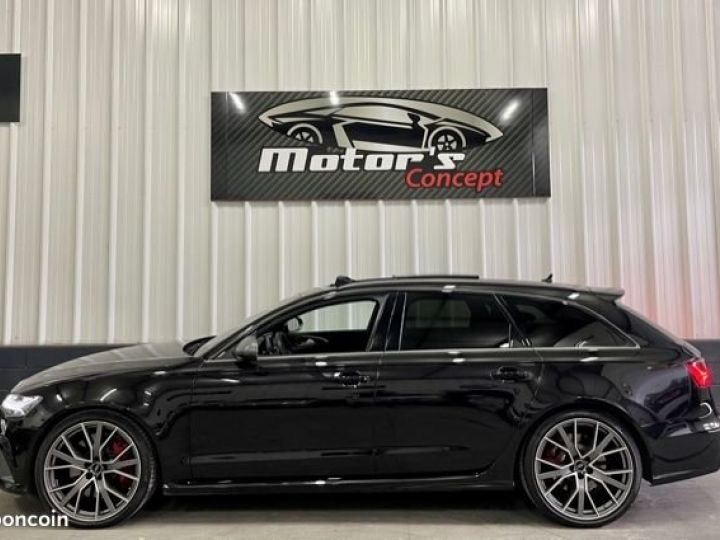Audi A6 A6/s6 RS6 Performance PHASE 2 4.0 TFSI 605 CV 1ere MAIN CARNET COMPLET  - 4
