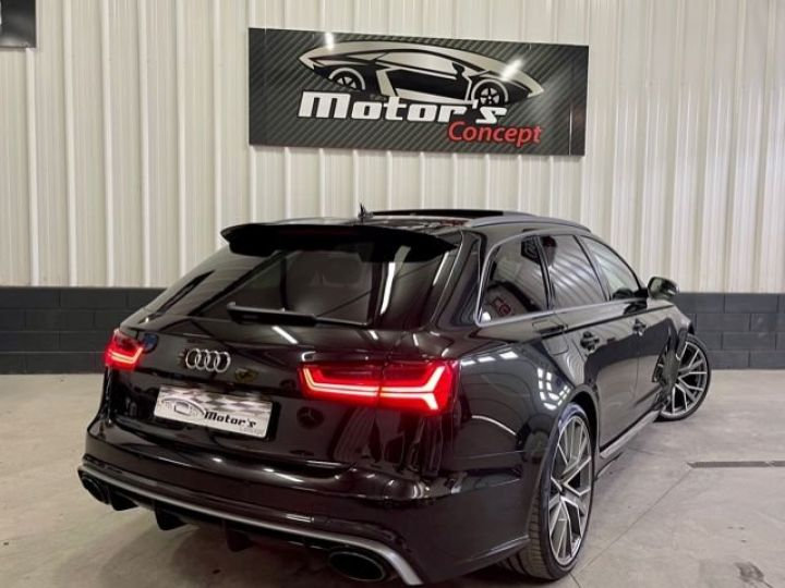 Audi A6 A6/s6 RS6 Performance PHASE 2 4.0 TFSI 605 CV 1ere MAIN CARNET COMPLET  - 5