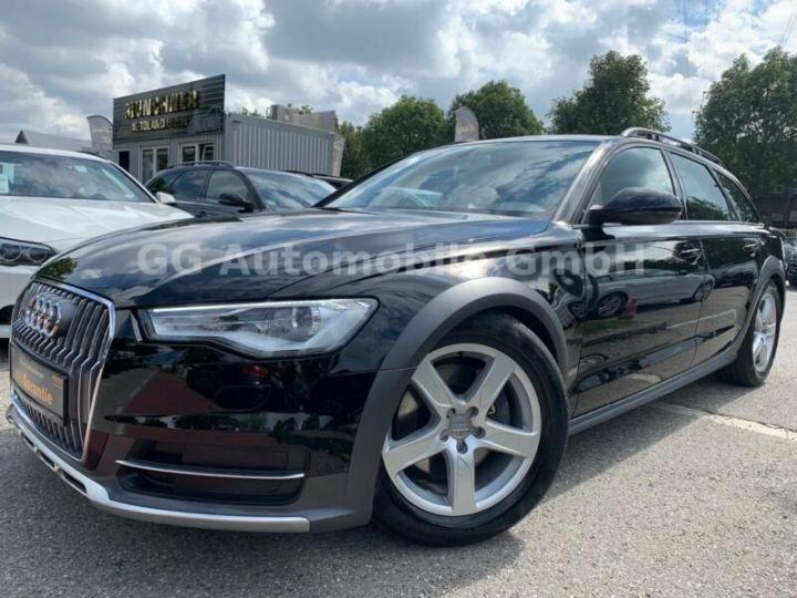 Audi A6 Allroad Noir - 1