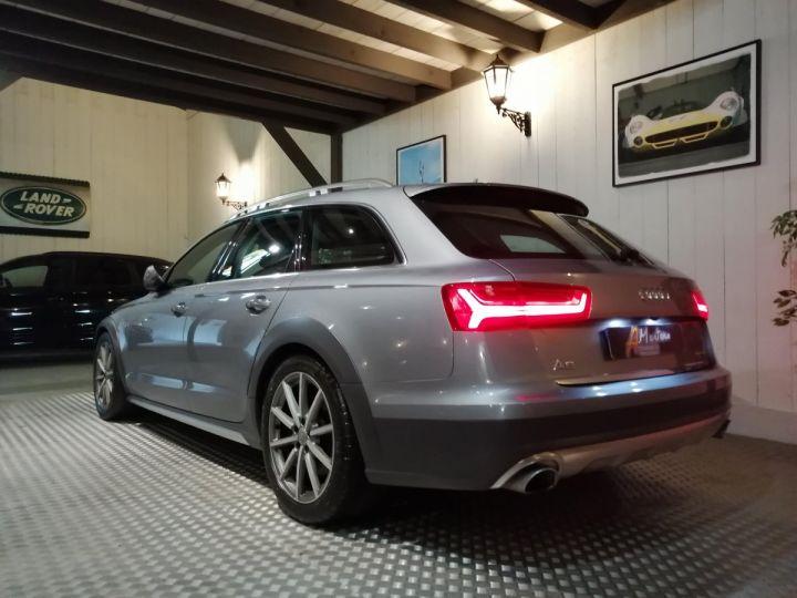 Audi A6 Allroad 3.0 BITDI 320 CV AVUS QUATTRO BVA Gris - 3