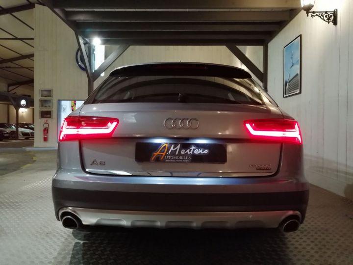 Audi A6 Allroad 3.0 BITDI 320 CV AVUS QUATTRO BVA Gris - 4