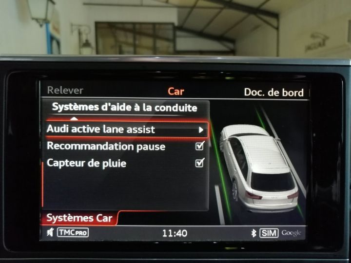 Audi A6 Allroad 3.0 BITDI 320 CV AVUS QUATTRO BVA Gris - 16