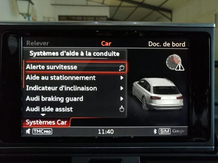 Audi A6 Allroad 3.0 BITDI 320 CV AVUS QUATTRO BVA Gris - 17