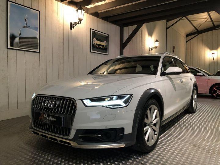 Audi A6 Allroad 3.0 BiTDI 320 CV AVUS QUATTRO BVA Blanc - 2