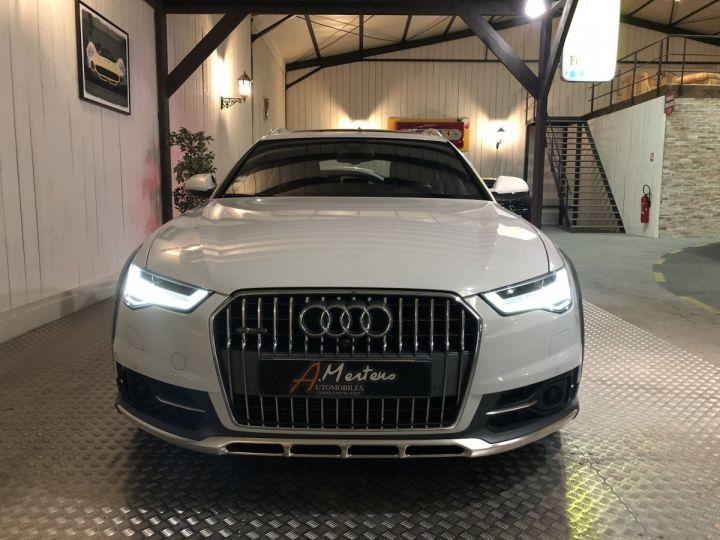 Audi A6 Allroad 3.0 BiTDI 320 CV AVUS QUATTRO BVA Blanc - 3
