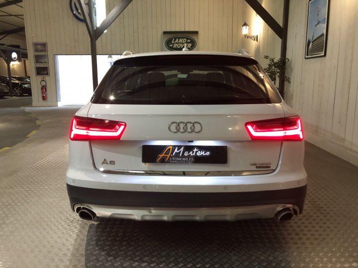 Audi A6 Allroad 3.0 BiTDI 320 CV AVUS QUATTRO BVA Blanc - 4