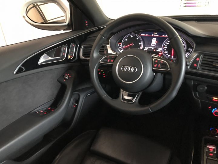 Audi A6 Allroad 3.0 BiTDI 320 CV AVUS QUATTRO BVA Blanc - 5