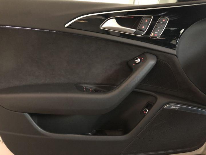 Audi A6 Allroad 3.0 BiTDI 320 CV AVUS QUATTRO BVA Blanc - 11
