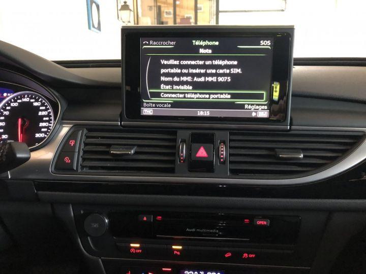 Audi A6 Allroad 3.0 BiTDI 320 CV AVUS QUATTRO BVA Blanc - 15