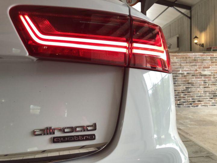 Audi A6 Allroad 3.0 BiTDI 320 CV AVUS QUATTRO BVA Blanc - 20