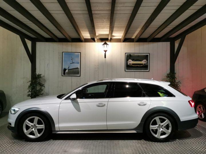 Audi A6 Allroad 3.0 TDI 190 CV AMBITION LUXE QUATTRO BVA Blanc - 1