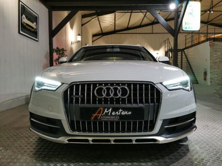 Audi A6 Allroad 3.0 TDI 190 CV AMBITION LUXE QUATTRO BVA Blanc - 3