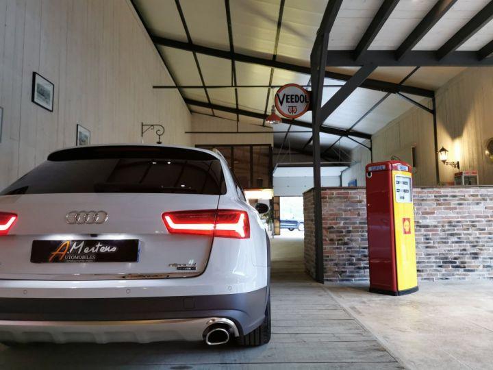 Audi A6 Allroad 3.0 TDI 190 CV AMBITION LUXE QUATTRO BVA Blanc - 15