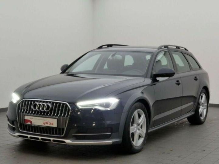 Audi A6 Allroad 3.0 TDI,1ere Main, 70933Kms Bleu Peinture métallisée - 1