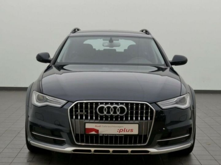 Audi A6 Allroad 3.0 TDI,1ere Main, 70933Kms Bleu Peinture métallisée - 2