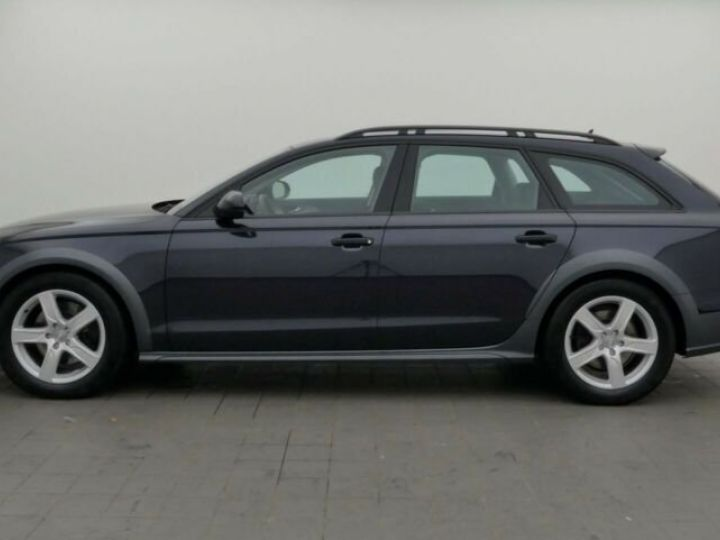 Audi A6 Allroad 3.0 TDI,1ere Main, 70933Kms Bleu Peinture métallisée - 3