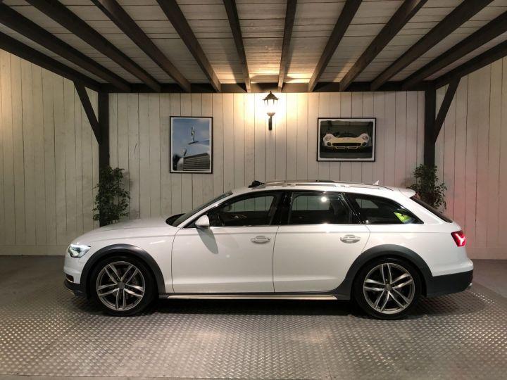 Audi A6 Allroad 3.0 TDI 272 cv Avus  Blanc - 1