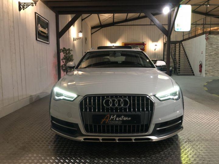 Audi A6 Allroad 3.0 TDI 272 cv Avus  Blanc - 3