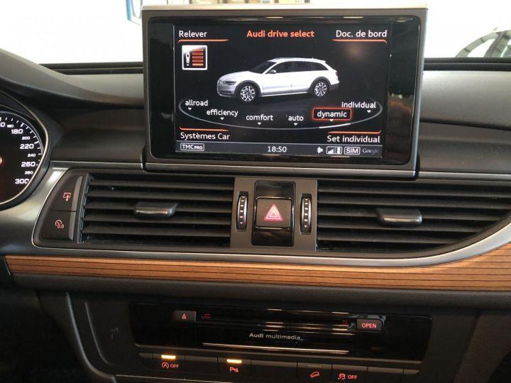 Audi A6 Allroad 3.0 TDI 272 cv Avus  Blanc - 14