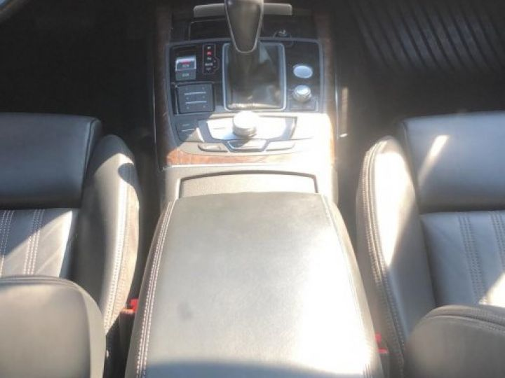 Audi A6 Allroad 3.0 TDI 272ch / GPS / CAMERA / HAYON ELECTRIQUE / ATTELAGE / GARANTIE / FRANCAISE Blanc - 7