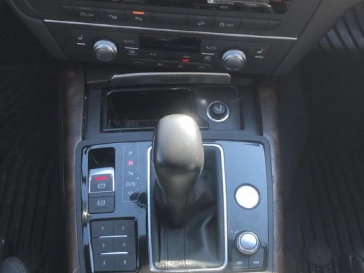 Audi A6 Allroad 3.0 TDI 272ch / GPS / CAMERA / HAYON ELECTRIQUE / ATTELAGE / GARANTIE / FRANCAISE Blanc - 8