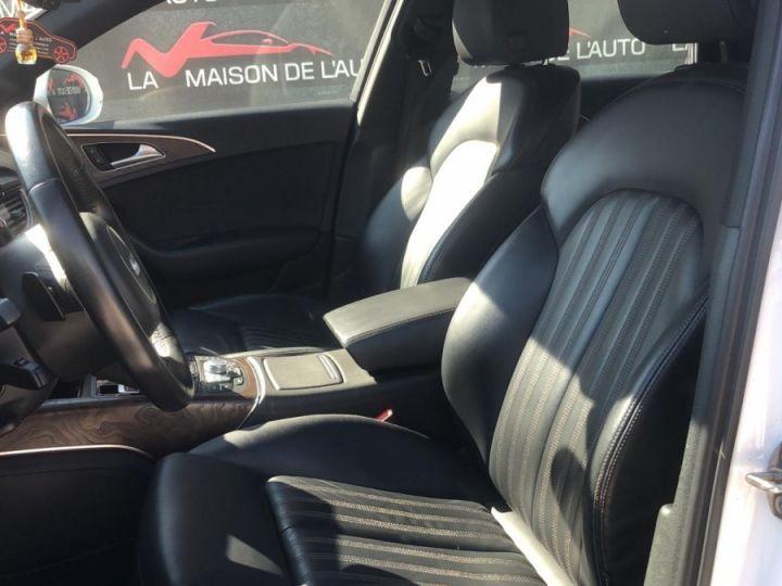 Audi A6 Allroad 3.0 TDI 272ch / GPS / CAMERA / HAYON ELECTRIQUE / ATTELAGE / GARANTIE / FRANCAISE Blanc - 11