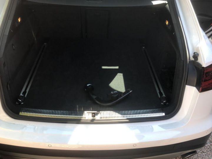 Audi A6 Allroad 3.0 TDI 272ch / GPS / CAMERA / HAYON ELECTRIQUE / ATTELAGE / GARANTIE / FRANCAISE Blanc - 14