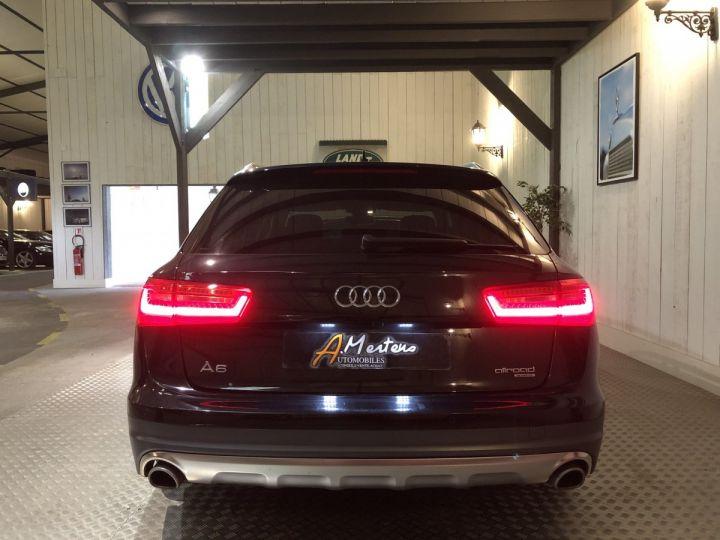 Audi A6 Allroad 3.0 TDI 313 CV AVUS QUATTRO BVA Noir - 4