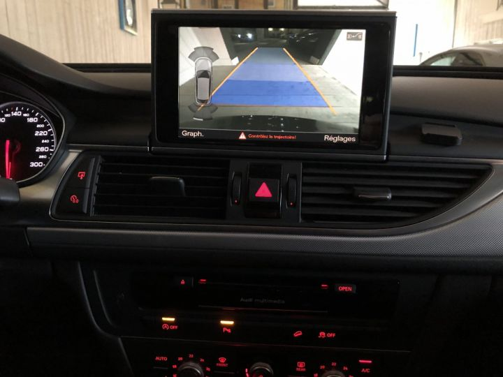 Audi A6 Allroad 3.0 TDI 313 CV AVUS QUATTRO BVA Noir - 13