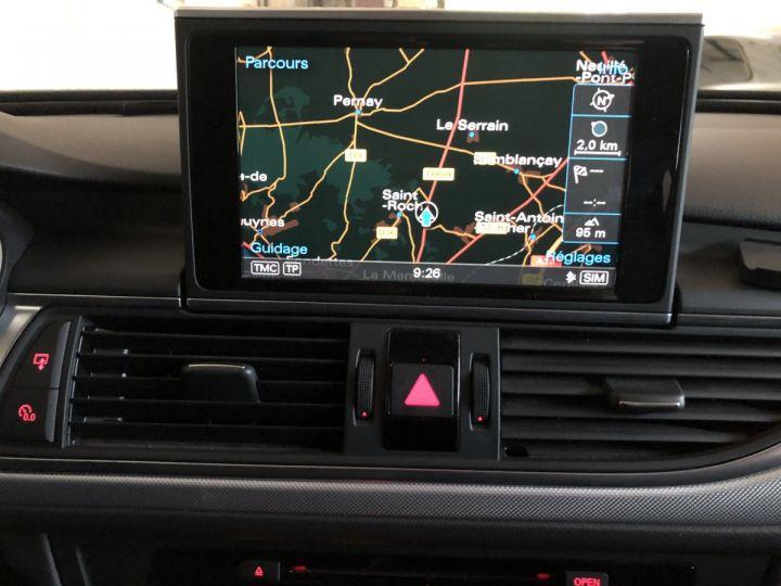 Audi A6 Allroad 3.0 TDI 313 CV AVUS QUATTRO BVA Noir - 12