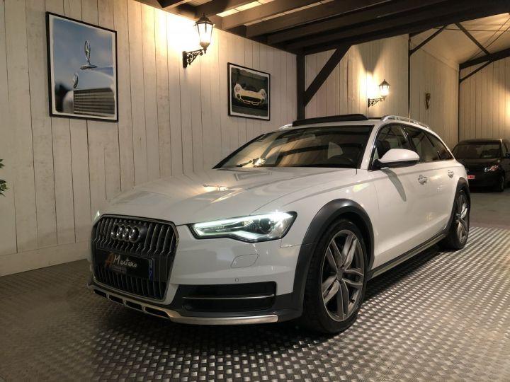 Audi A6 Allroad 3.0 TDI 320 cv Avus Blanc - 2