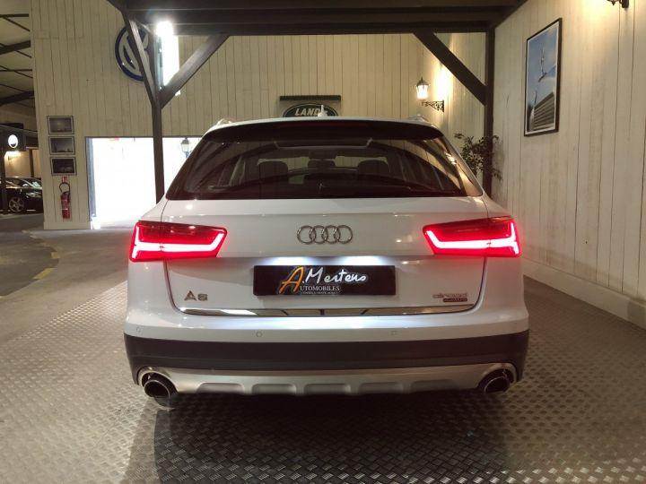Audi A6 Allroad 3.0 TDI 320 cv Avus Blanc - 4