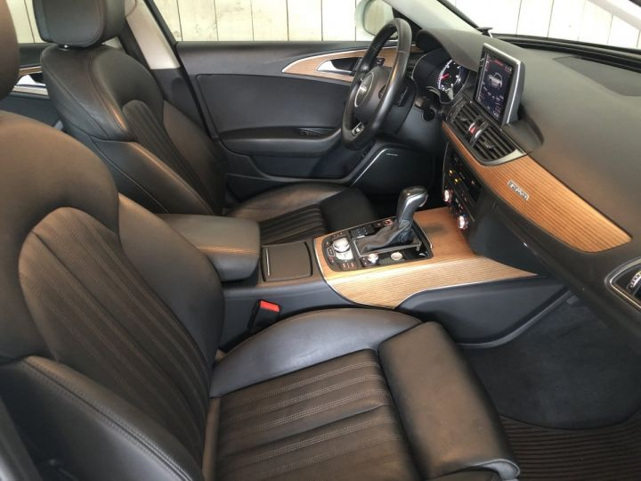 Audi A6 Allroad 3.0 TDI 320 cv Avus Blanc - 8