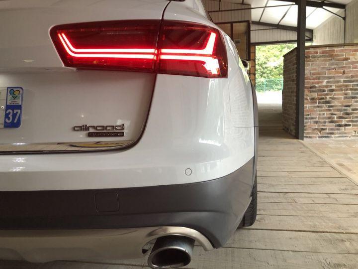 Audi A6 Allroad 3.0 TDI 320 cv Avus Blanc - 20