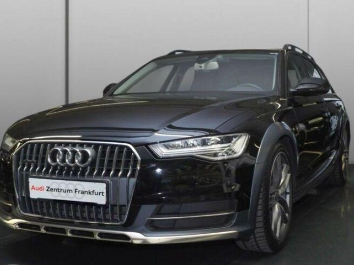 Audi A6 Allroad 3.0 TDI quattro S tronic, 1ere Main Noir - 1